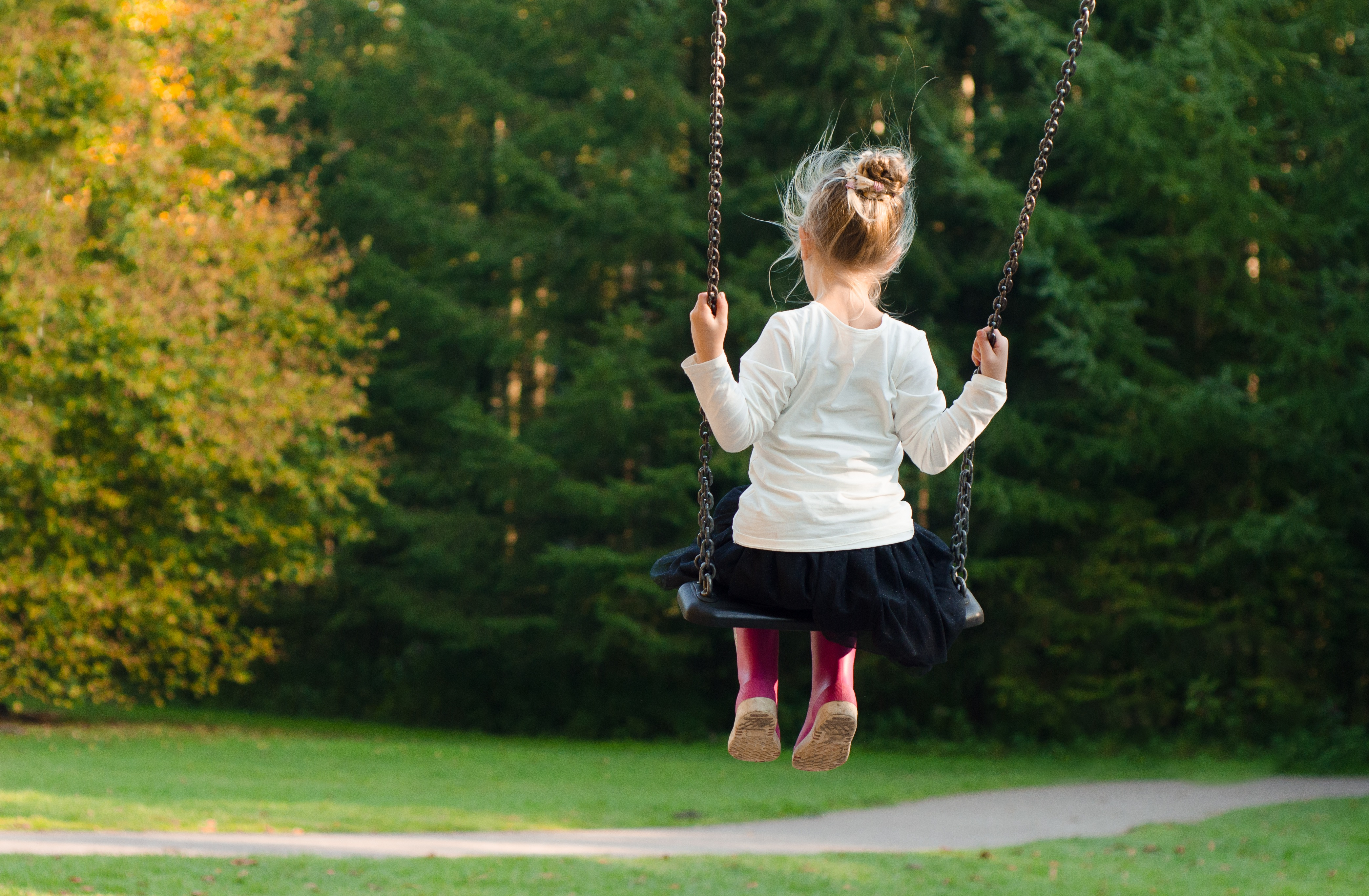 Up, Up, and Away!: 7 Ways Using a Swing Benefits Your Child with Special Needs