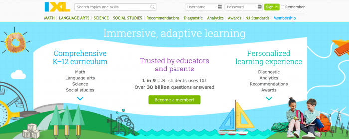 12 Educational Sites to Keep Your Child Learning All Summer ...
