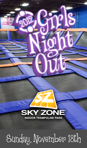 Friendship Circle Girls Night Out At Skyzone
