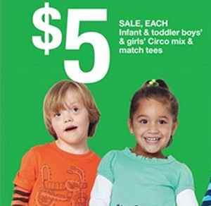 Boy with down syndrome in Target ad