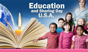 Education and Sharing Day USA