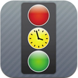 Stoplight Clock