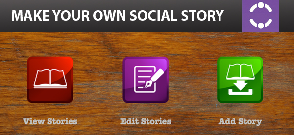 Where to make a social story