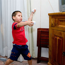 Wii occupational therapy