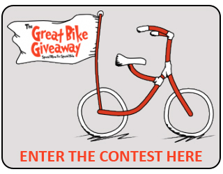 Enter the Great Bike Giveaway