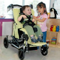 Pediatric Wheelchair and stroller