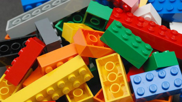 Special Needs Lego Therapy