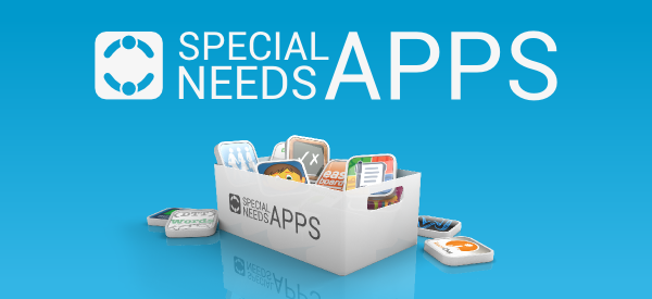 Apps for handicapped