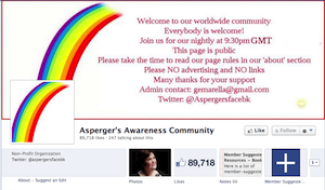 Asperger s Awareness Community