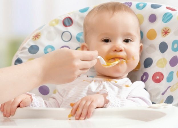 5 Signs That Your Infant May Benefit From Feeding Therapy