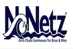 NoNetz Anti Chafe Bathing Suits for Boys and Men
