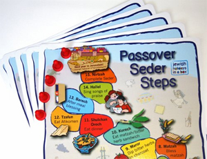 Seder Follow Along