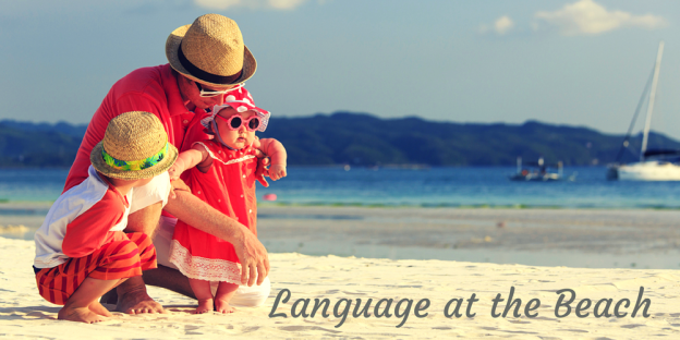 Language at the Beach