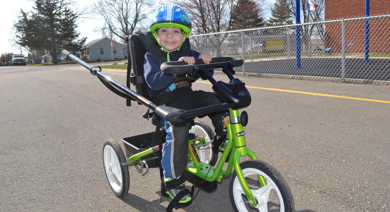 Pay It Forward: The Story Behind The Great Bike Giveaway