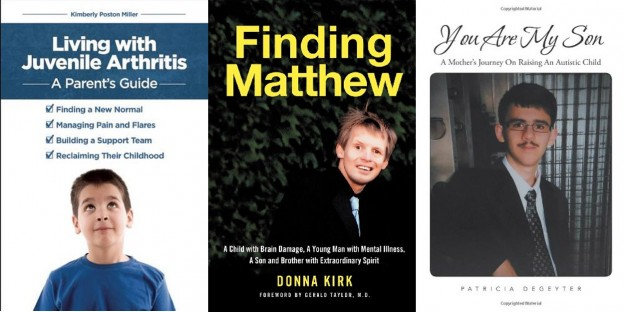 Three Special Needs Books They Wished They Had Years Ago