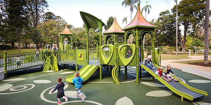 6 Companies Selling Adaptive Playgrounds For Schools