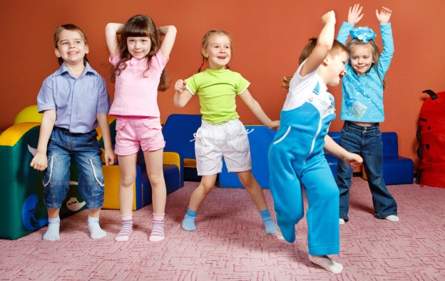 8 Great Games to Get Children with Special Needs Active & Moving