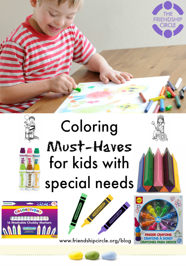 7 National Coloring Book Day Must-Haves