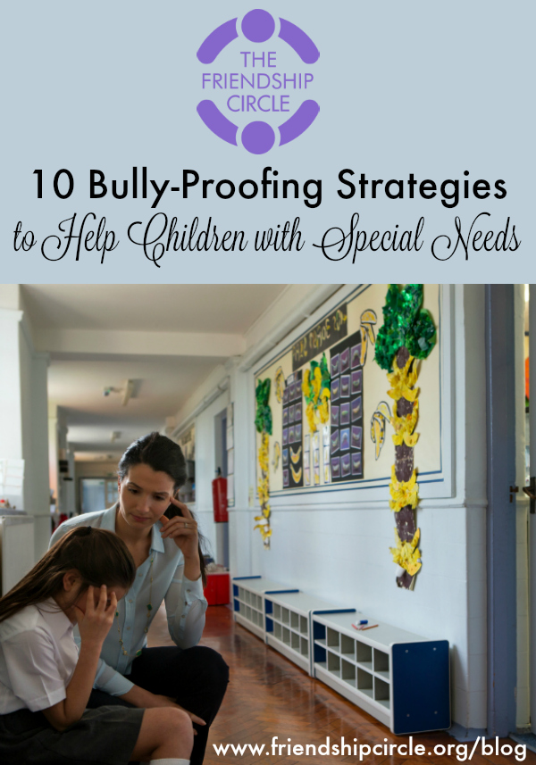 10 Bully-Proofing Strategies
