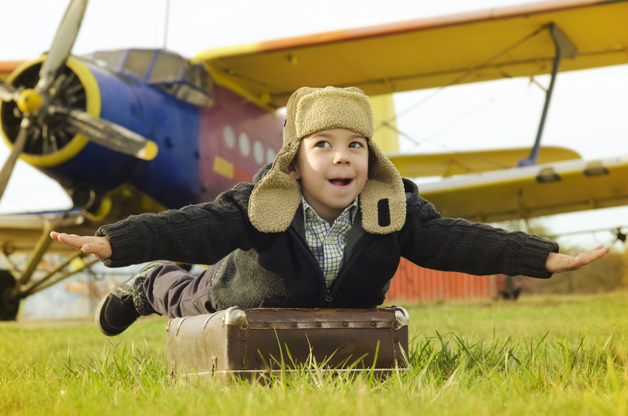 5 Organizations That Put Kids with Special Needs in the Pilot's Seat
