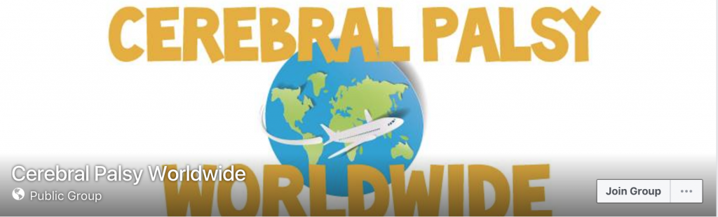Social Media Resources for Cerebral Palsy: CP Worldwide