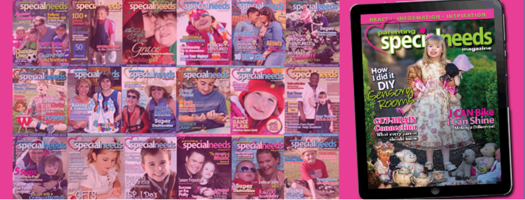 Social Media Resources on Cerebral Palsy: Parenting Special Needs Magazine