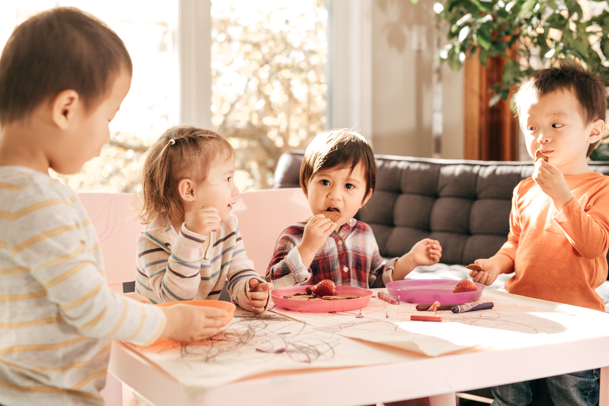 5 Tips to Making Playdates Safe For Your Food Allergic Child