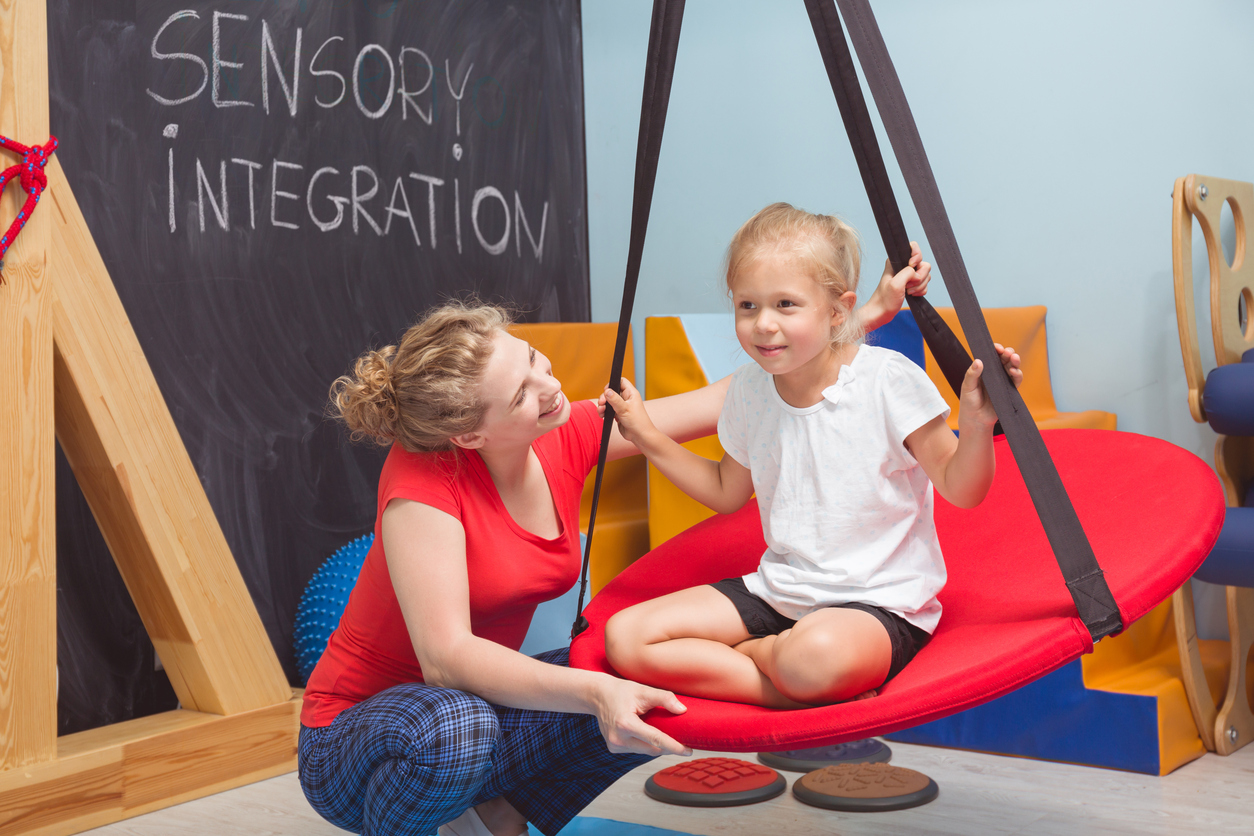 The 10 Best Benefits of Sensory Swings
