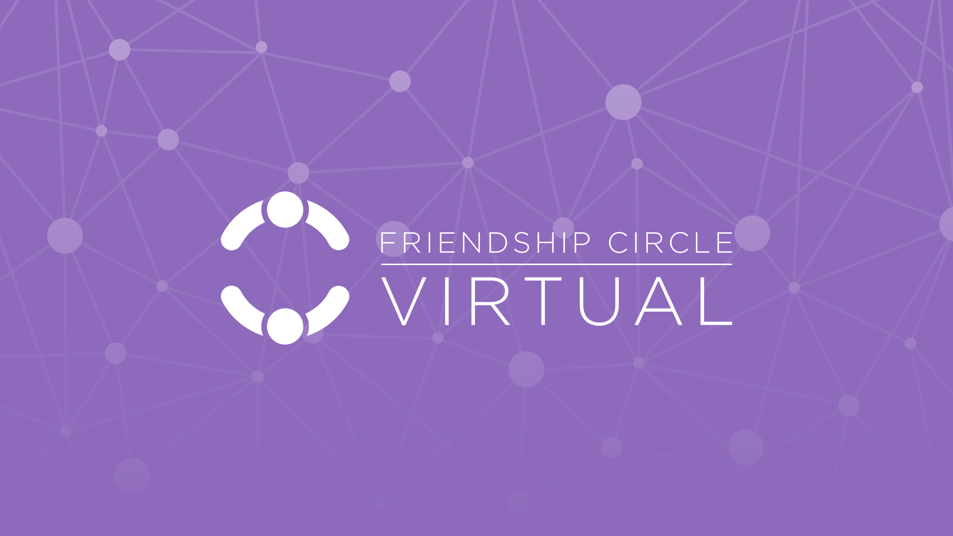 Friendship Circle Virtual