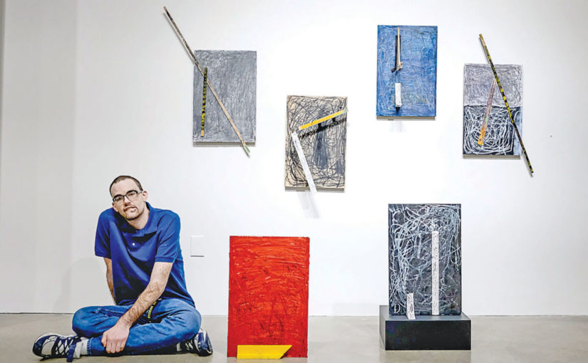 College for Creative Studies exhibits work of artists with special needs