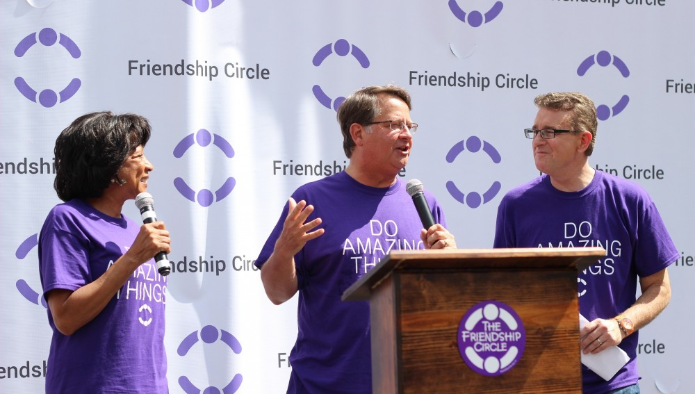 Walk4Friendship Opening Ceremony