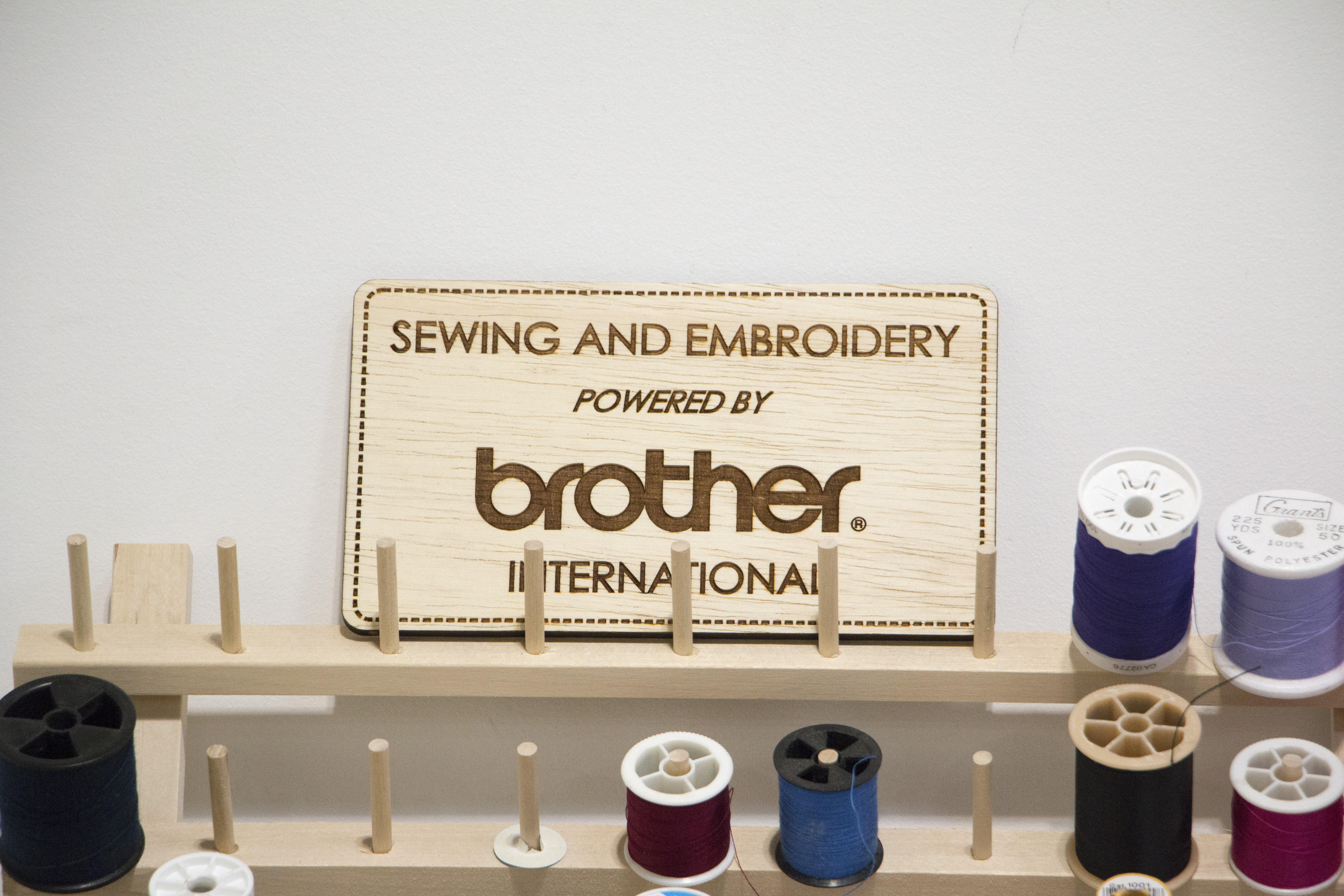 Sewing and Embroidery powered by Brother International