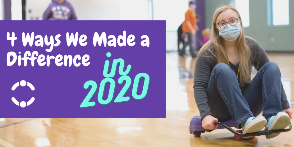 4 Ways We Made a Difference in 2020