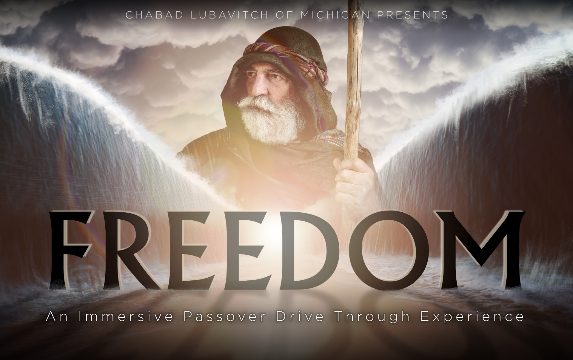 freedom - a passover drive-thru experience